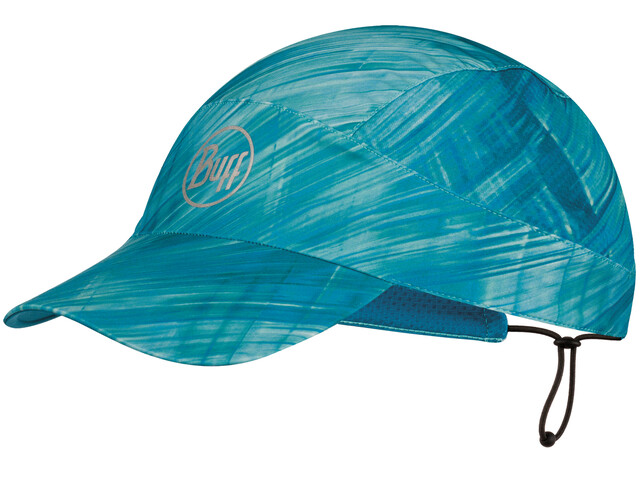 Buff Pack Run Casquette, b-magik turquoise